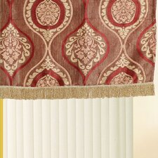Milano Arts Curtain Valance