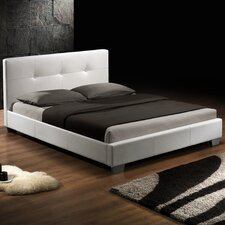 Lexington Upholstered Platform Bed