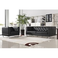 Palomar 2 Piece Sofa and Chair Set