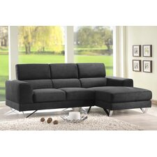 Camden Sectional Sofa with Right Facing Chaise