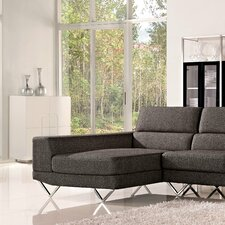 Morgan Left Cotton Sectional