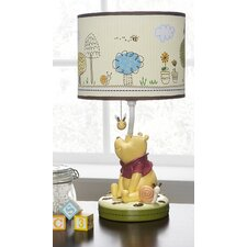 Friendship Pooh Lamp