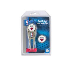 NBA Golf Divot Tool and Hat Clip Combo
