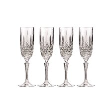 Markham Flute Glass (Set of 4)