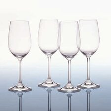 Vintage Classic White Wine Glass (Set of 4)