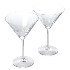 Vintage Oversized Martini Glass (Set of 2)