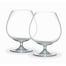 Vintage Brandy Glasses (Set of 2)