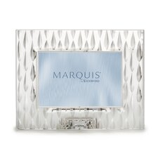<strong>Marquis by Waterford</strong> Rainfall Picture Frame