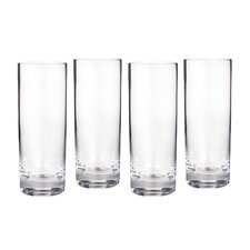 Vintage Highball Glass (Set of 4)