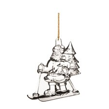 2013 Santa Claus 9th in Series Ornament