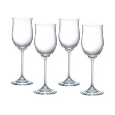 Vintage Young White Wine Glass (Set of 4)