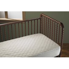 Fitted Crib Pad