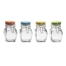 Colored Jar (Set of 12)