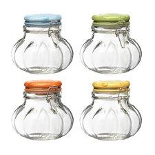 Amalfi 32 oz. Jar (Set of 4)