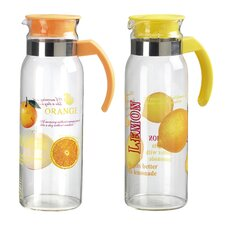 Fruit Juice Pitcher (Set of 2)
