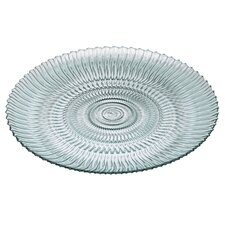 """Eco 16.5"""" Round Serving Platter in Remailer"""