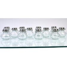 <strong>Global Amici</strong> Carina Spice jars (Set of 12)