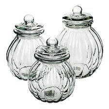 Onion 3 Piece Jar