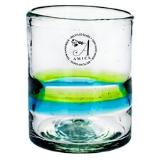 Cabo Double Old Fashioned Glass (Set of 4)