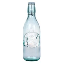 Hermetic Decorative Milk Bottle