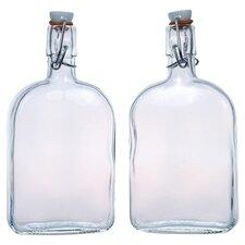 Flask Large Bottle (Set of 2)