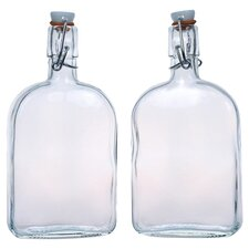 Flask Large BottleSet of 2)
