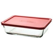 6-Cup Rectangular Kitchen Storage Container
