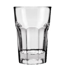 New Orleans Hi-Ball Glass in Clear (Set of 36)