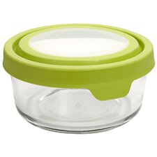 4 Cup Round True Seal Storage Container