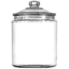 <strong>Anchor Hocking</strong> Glass Heritage Jar