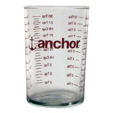 <strong>Anchor Hocking</strong> 5 Oz Measuring Glass