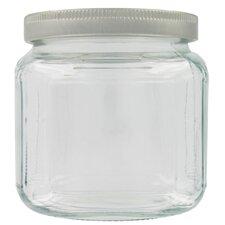 16 Oz Cracker Jar (Set of 6)