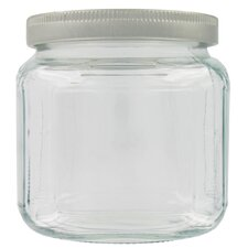16 Oz Cracker Jar