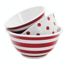 <strong>Anchor Hocking</strong> Mixing Bowl Set (Set of 3)