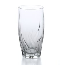 <strong>Anchor Hocking</strong> 17 oz. Starfire Crystal Iced Tea Glass
