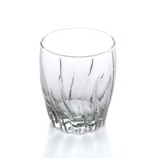 12 oz. Starfire Crystal Double Rocks Old Fashioned Glass
