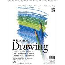 <strong>Strathmore</strong> 200 Series Drawing Pads