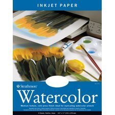 <strong>Strathmore</strong> Watercolor Inkjet White Papers (Set of 8)