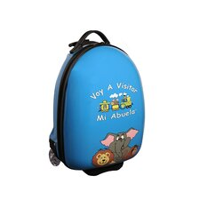 """Voy A Visitar Mi Abuela"" Animals Children's Luggage"