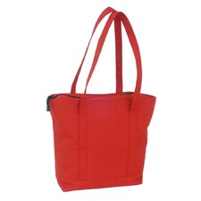 Small Tote with Zipper