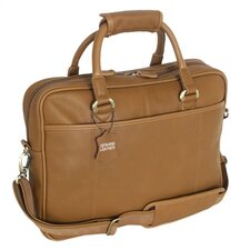 Sondrio Leather Portfolio in Brown