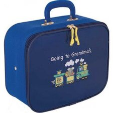 Going to Grandma's Children's Suitcase