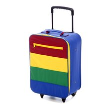 <strong>Mercury Luggage</strong> Going to Grandma's Kid's Stripe Roller