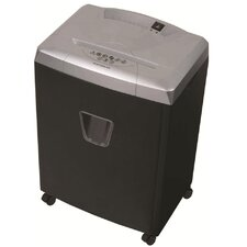 HSM shredstar BS15C, 15 sheet, cross-cut, 7.1 gal. capacity