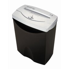 Shredstar X5, 6-7 sheets, cross-cut, 4.2 gal. capacity