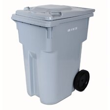 Consumables 95 Gallon Curbside Recycling Bin