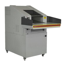 FA500.3cc, 500-550 sheet, cross-cut industrial shredder