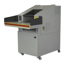 HSM FA500.3cc, 500-550 sheet, cross-cut industrial shredder