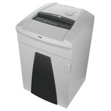 "HSM SECURIO P36 ¼"" Strip-Cut Shredder; shreds up to 49 sheets; 38.3-gallon capacity"