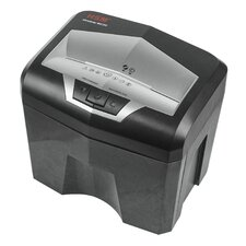 HSM shredStar MS12c, 12 Sheet, Cross Cut, 2.1 gal. capacity